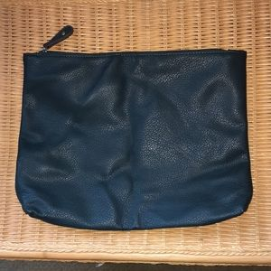 New & never used Free People Vegan Leather Clutch